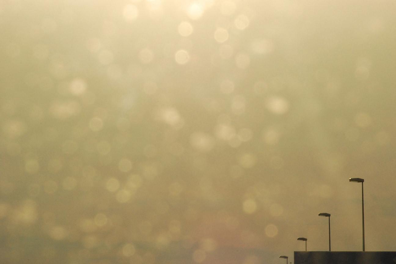 Pluie dorée