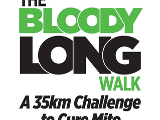 The Bloody Long Walk 2019