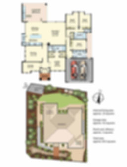 Floorplan 23 serenity way mornington_edi