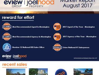 Joel Hood Property Bi-Monthly Market Report - August 2017
