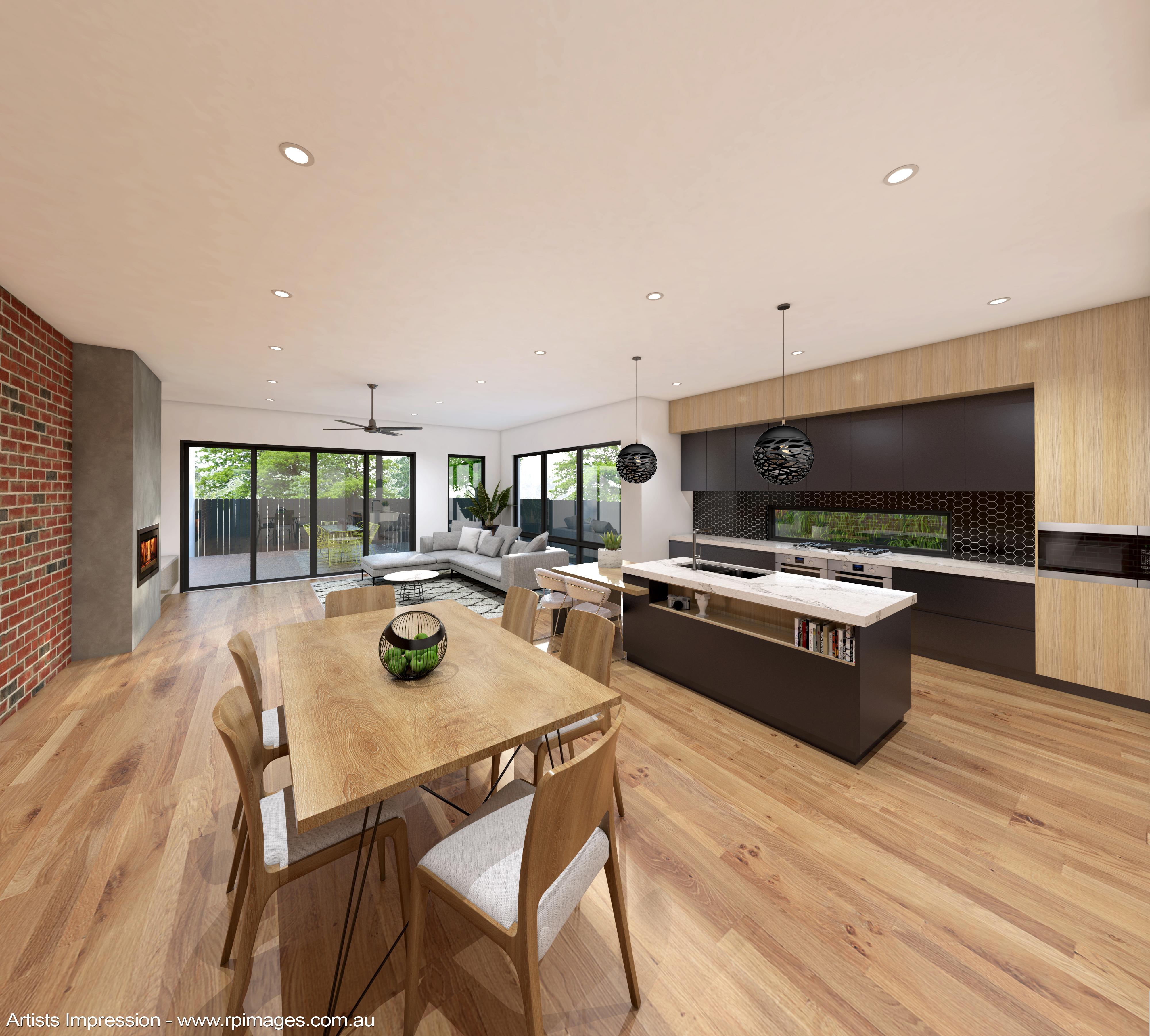 1-9 Portrush Grove Mornington Interior -