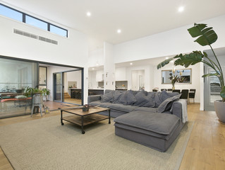 Five Tips For Staging An Open Plan Area When Presenting Your Home For Sale