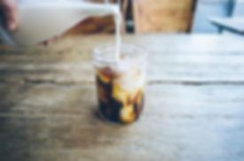 Koude koffie