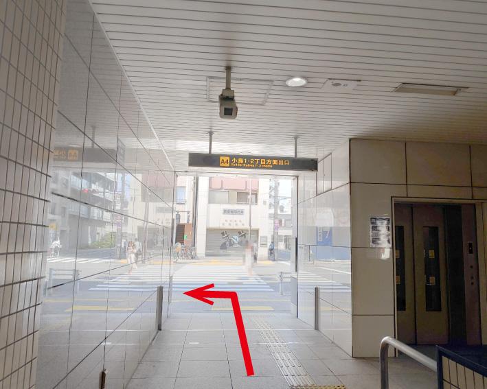 新御徒町駅