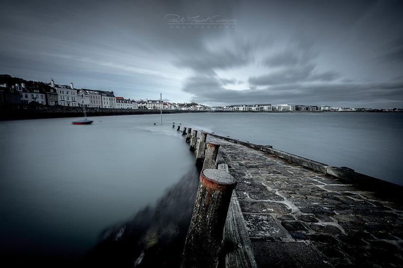 A Salerie Corner Drama - Guernsey (PCO3597)