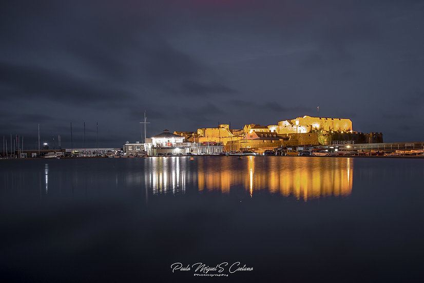 Castle Cornet Reflection, St. Peter Port (PMC6116)