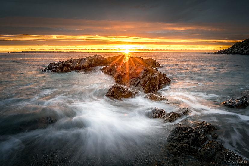 (Photo Framed) Morning Sunrise (PCP8914)