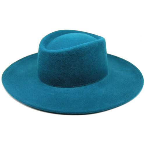 Chapeau Charly Turquoise