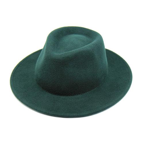 Chapeau Mimpy Vert Sapin