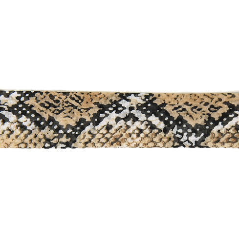 Foulard Python Beige