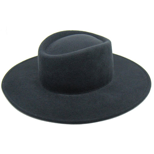 Chapeau Charly Anthracite