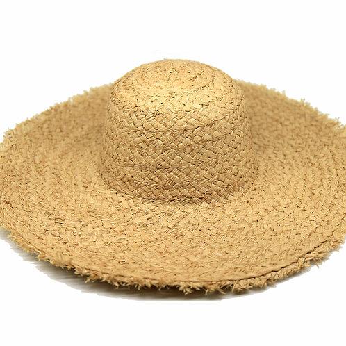 Chapeau Palma à franges