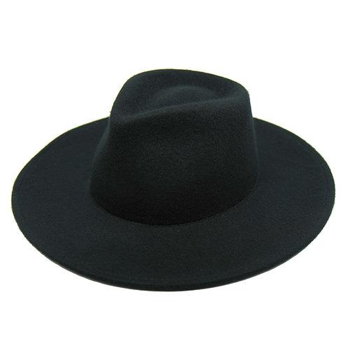 Chapeau Tulum Noir