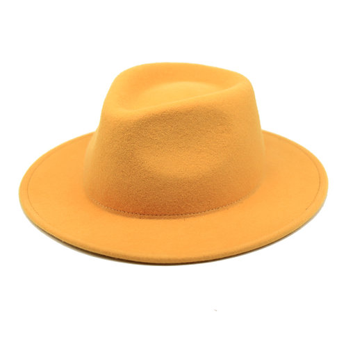 Chapeau Mimpy Yellow