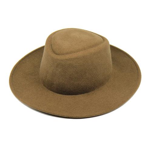 Chapeau Indiana Taupe