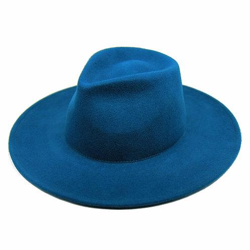 Chapeau Tulum Turquoise
