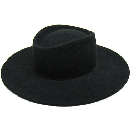 Chapeau Charly noir