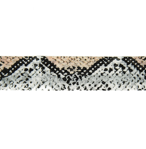 Foulard Python Gris