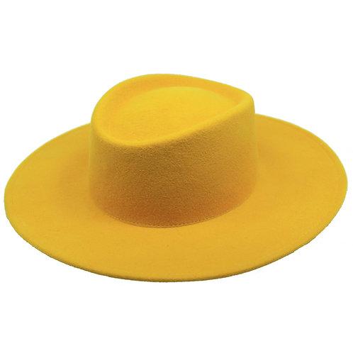 Chapeau Charly Yellow