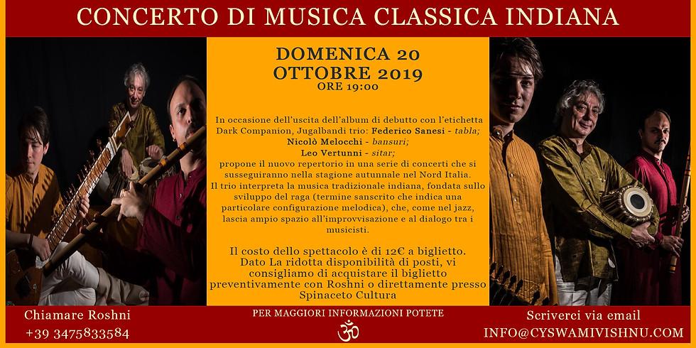 Concerto di Musica Classica Indiana (1)