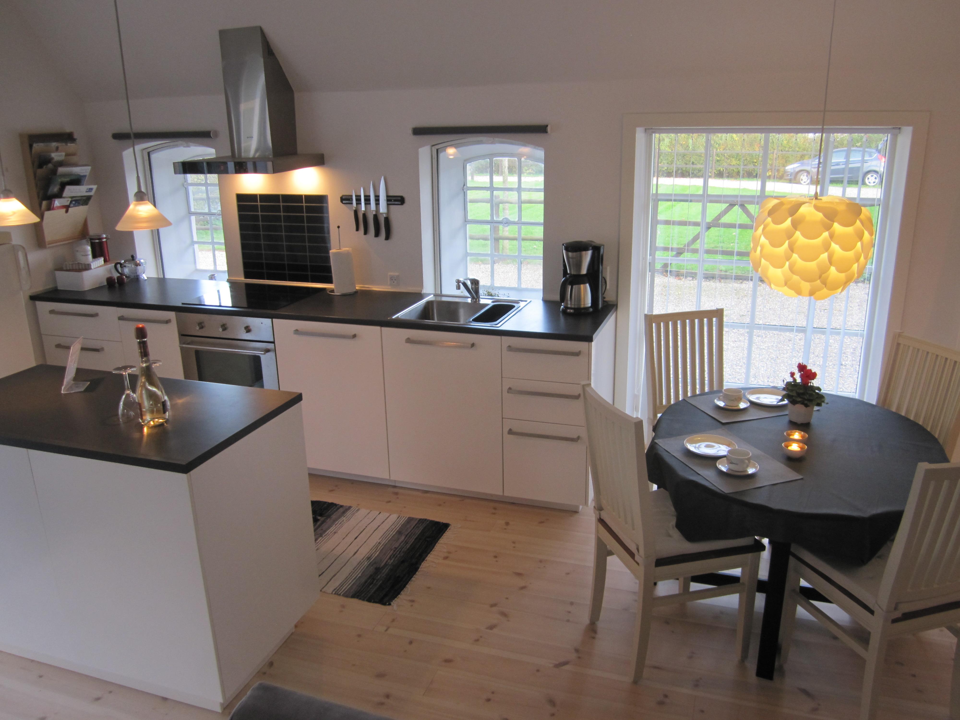 Køkken og spisested