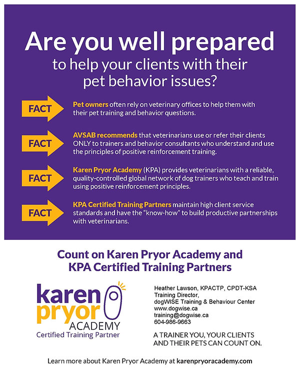 KPA Certified Trainer