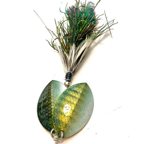 Green Back Walleye