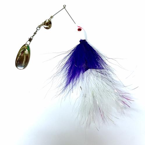 Purple Pig SpinnerBait