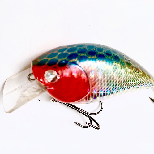 1.5 Raw Minnow Crankbait