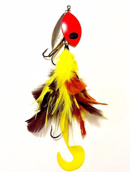 Walleye Marabou NEW!