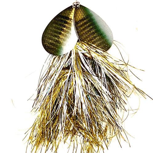 Golden Walleye RipplerBait