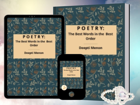 [Review] Deepti Menon's Poetry: Best Words in the Best Order