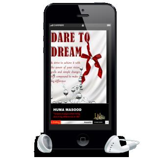 Passing on the Baton: #BlogchatterEbook #daretodream