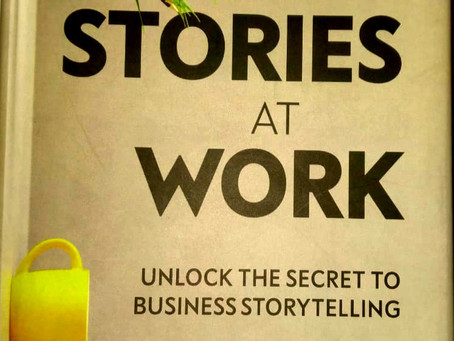 #humareads Stories At Work by Indranil Chakraborty