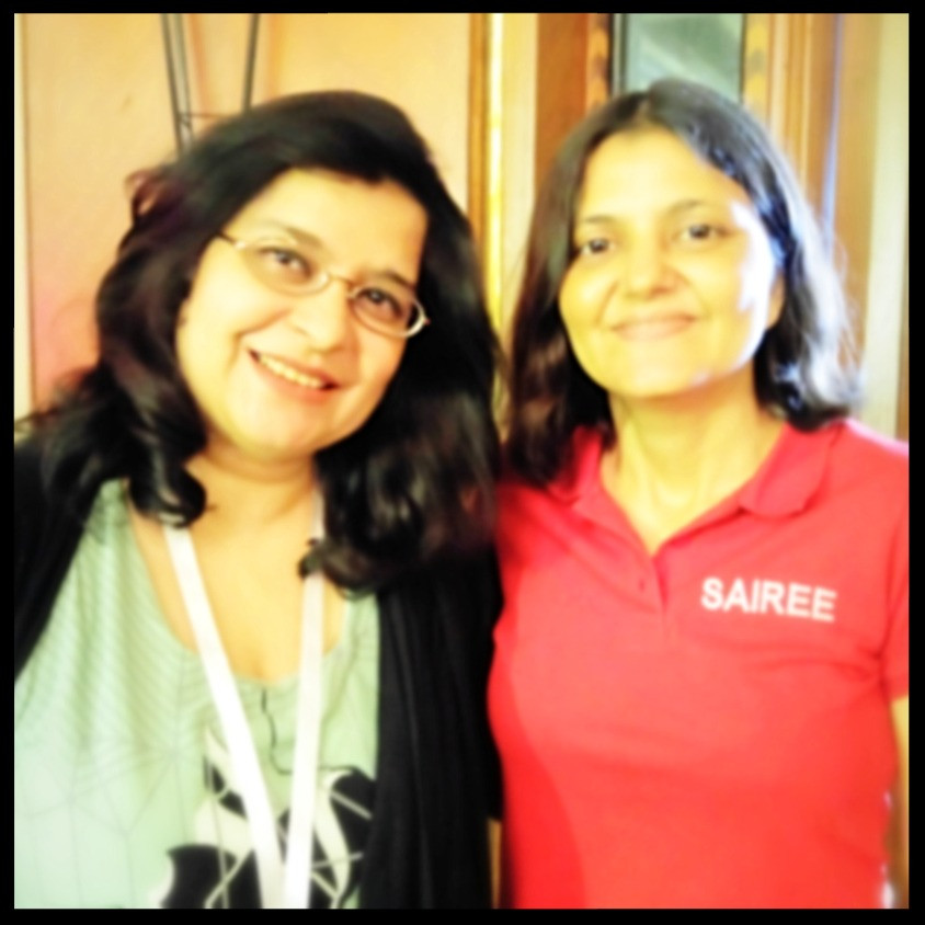 Meeting Sairee - founder of  Sheroes