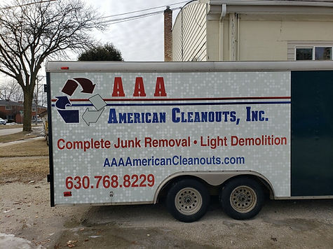 AAA American Cleanouts, Glendale Heights IL