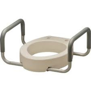 Nova Elongated Toilet Seat Elevator with arms