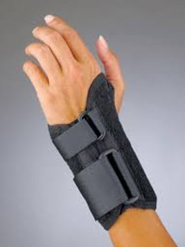 Pro Lite Low Profile Wrist Splint 6""