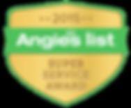 Angies List Award for Plumb It Inc., Aurora, IL