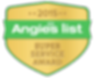Angies List Service Award, Plumb It Inc. Aurora, IL