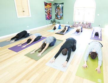 Garaj Mahal Yoga Teacher Training