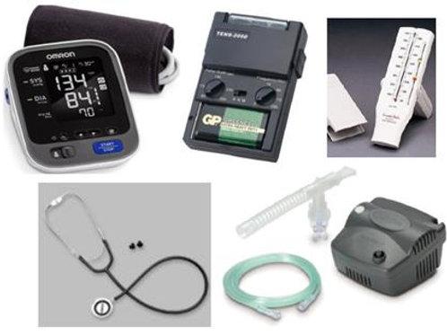 Diagnostic Devices, Respiratory Aids