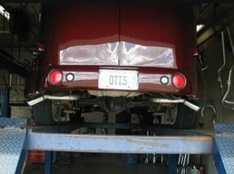 Custom Exhaust, The Exhaust Works, Montgomery, IL