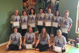 Fox Valley Yoga Teacher Training, Batavia, IL