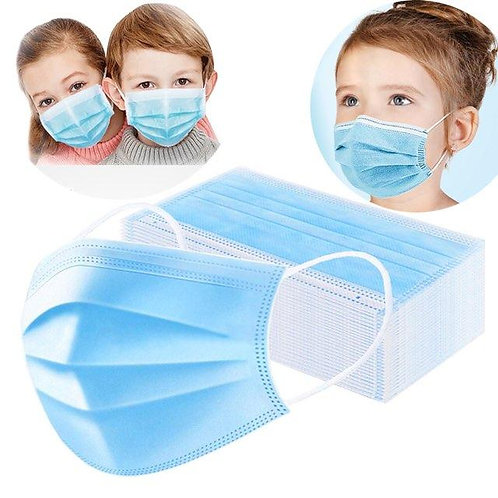 Childrens Surgical Earloop Masks (5 Pack)