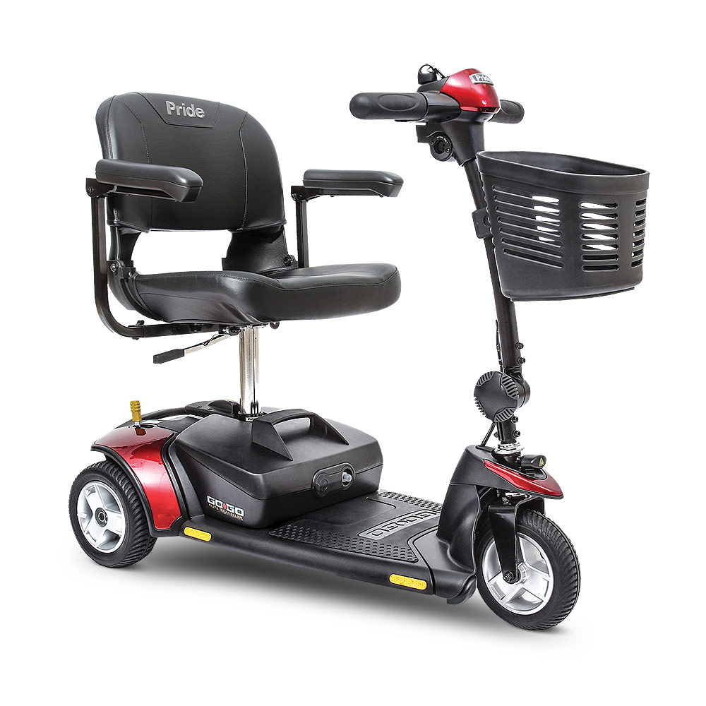 Mobility (3 Wheel) Scooter