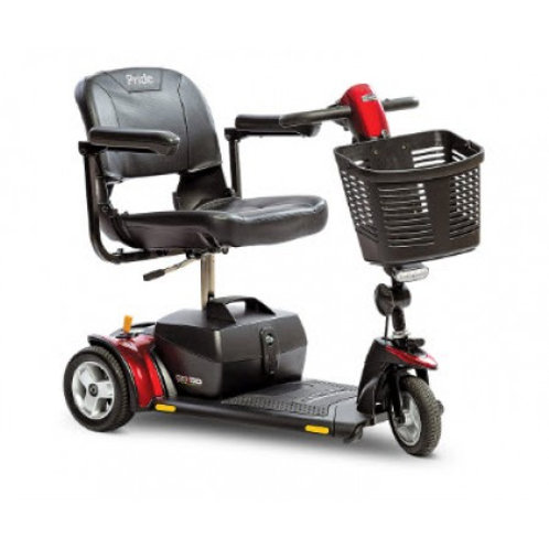 Pride Mobility 3-Wheel or 4-Wheel Scooter