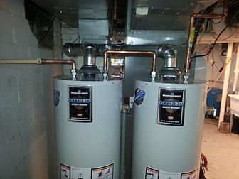 Bradford White Water Heater by Plumb It Inc. Aurora, IL