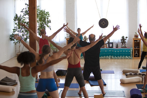 Karen Weber, Yoga Teacher Training