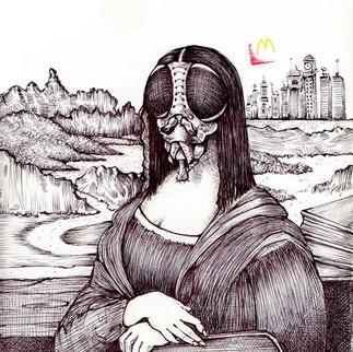 Mosca Lisa